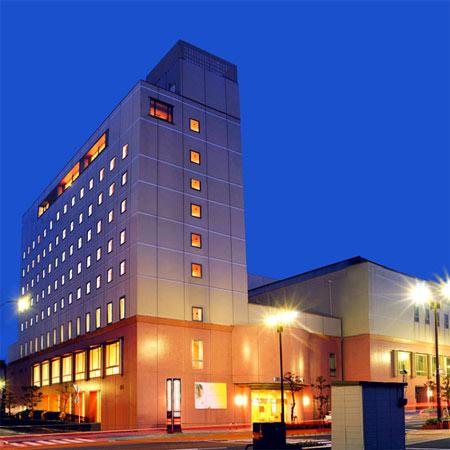 島根浜田ワシントンホテルプラザ/外観