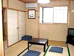 ペンション 星の子/客室