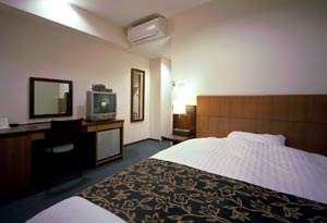 東広島グリーンホテルモーリス/客室