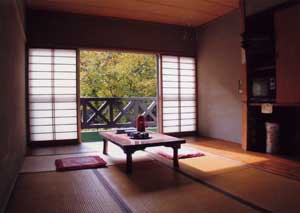 御座石温泉/客室