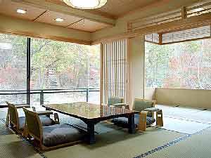 山神温泉 湯乃元館/客室