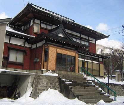 新雪旅館/外観