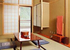 龍神温泉 深山荘/客室