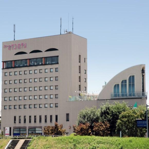 ニューミヤコホテル足利本館/外観
