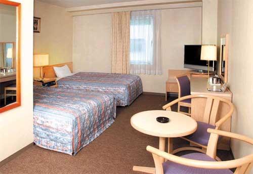いわきプリンスホテル/客室