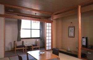 お宿 欣喜湯(旧:川湯ホテルプラザ)/客室
