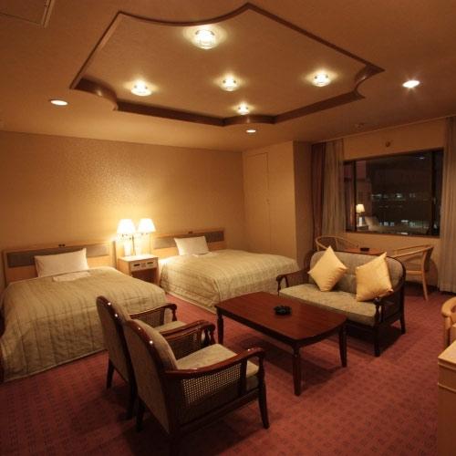 ホテルパールシティ札幌/客室