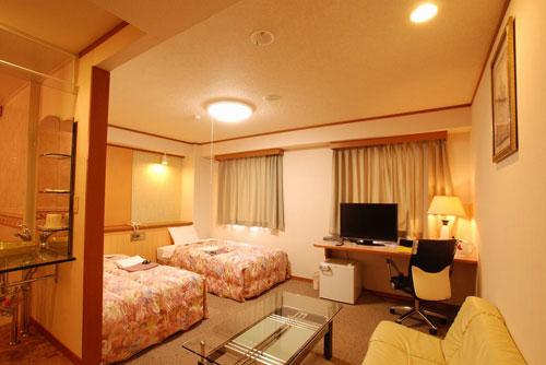 ちのステーションホテル/客室