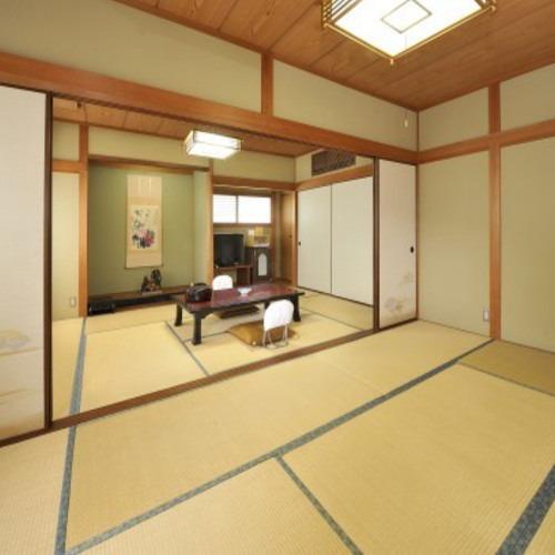 苫田温泉 いやしの宿 泉水/客室