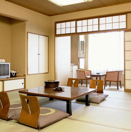 草津温泉 ホテルみゆき/客室