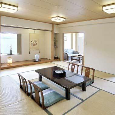 鷲羽温泉 鷲羽グランドホテル 備前屋甲子/客室