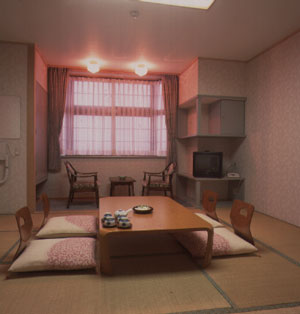 八子ヶ峰ホテル(やしがみねほてる)/客室