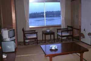 石山荘/客室