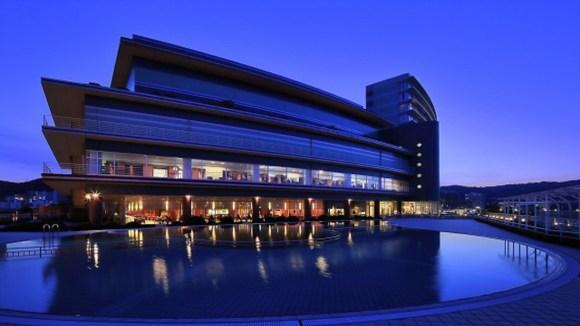 琵琶湖ホテル/外観