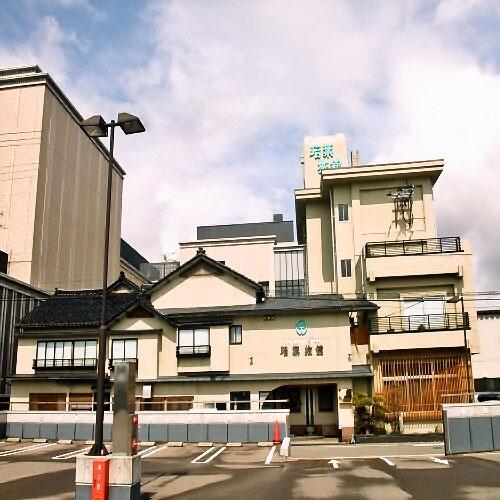 若葉旅館/外観