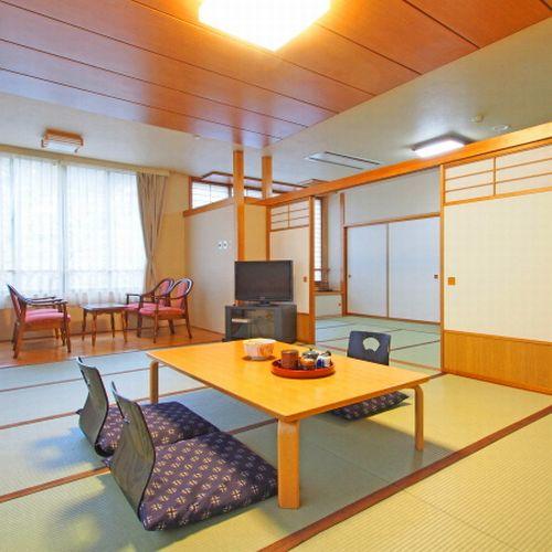 小野川温泉 鈴の宿 登府屋旅館/客室
