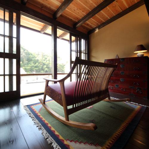 有福温泉 竹と茶香の宿 旅館 樋口/客室