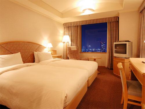 銀座クレストン(旧東京新阪急ホテル)/客室