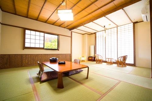名水の宿 宝珠屋/客室