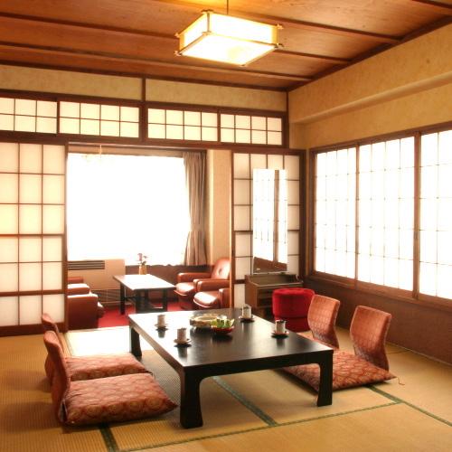 天然温泉の宿 ホテル白岩 <大島>/客室
