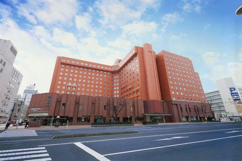 札幌東急REIホテル/外観