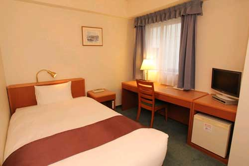 天然温泉 八百治の湯 八百治博多ホテル/客室