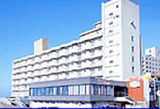 湯の川リバーサイドホテル/外観