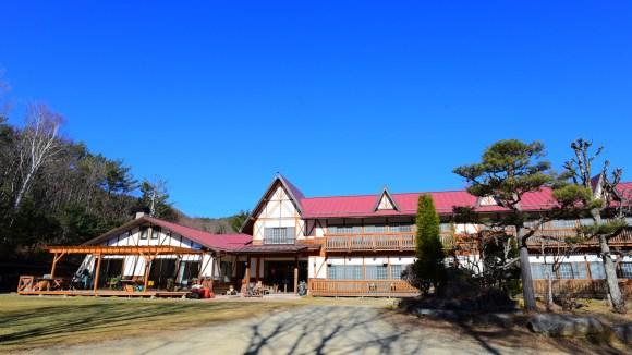岩根山荘/外観