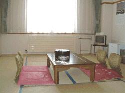 阿寒丹頂の里温泉 サークルハウス 赤いベレー/客室