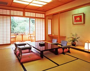 メナード青山リゾート 和風館「雅楽司」/客室