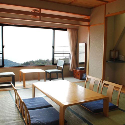 長崎あぐりの丘高原ホテル(旧 ながさき式見ハイツ)/客室