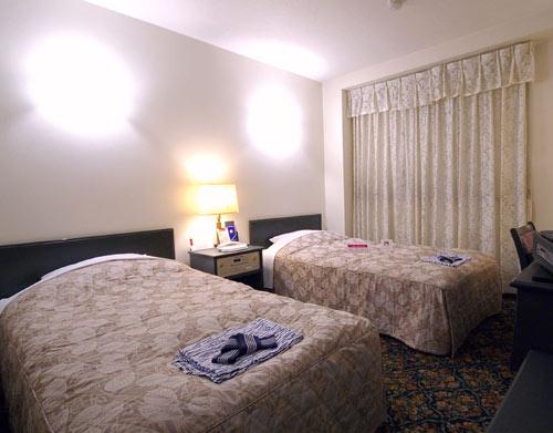 天然温泉 ホテルパコ函館(3/4リニューアルオープン)/客室