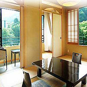 中川温泉 魚山亭やまぶき/客室