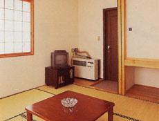 ロッヂ・サンモリッツ/客室