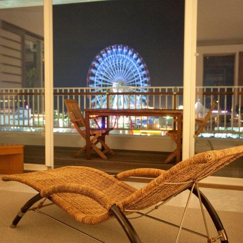 テラスガーデン美浜リゾート/客室
