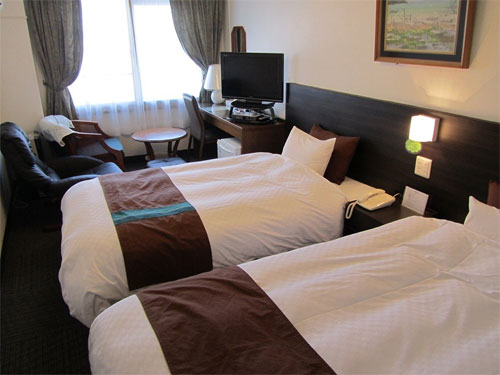 ホテル 大阪屋/客室