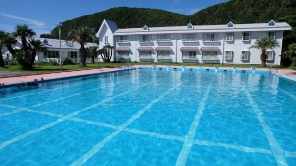 パームビーチリゾートホテル <大島>/外観