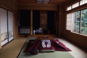 渋温泉 ふる里の宿 天川荘/客室