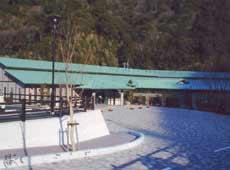 滝原温泉 ほたるの湯/外観