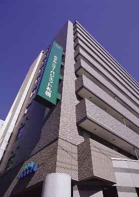 ホテルニューバジェット札幌/外観