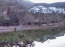 湖畔の宿 玉仙/外観