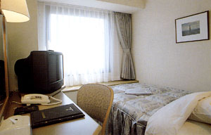 ホテルオリンピア長野/客室