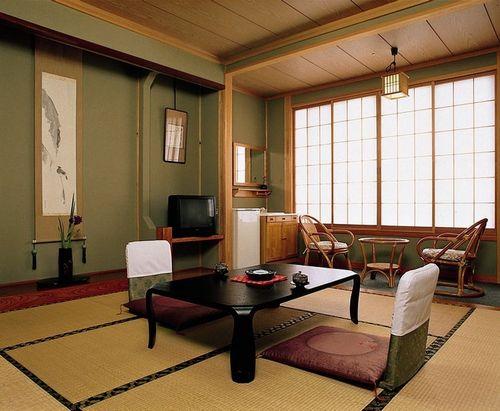 湯田中温泉 味な湯宿 やすらぎ/客室