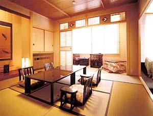 岳温泉 あだたらの宿 扇や/客室