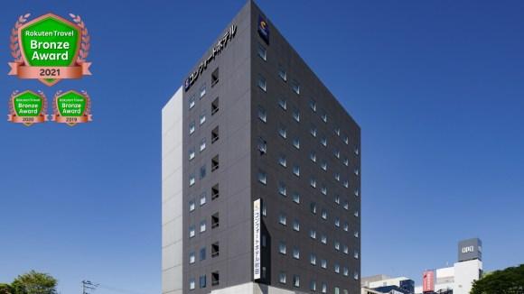 コンフォートホテル秋田/外観