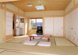 民宿 花園/客室