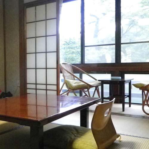 七沢温泉 中屋旅館/客室