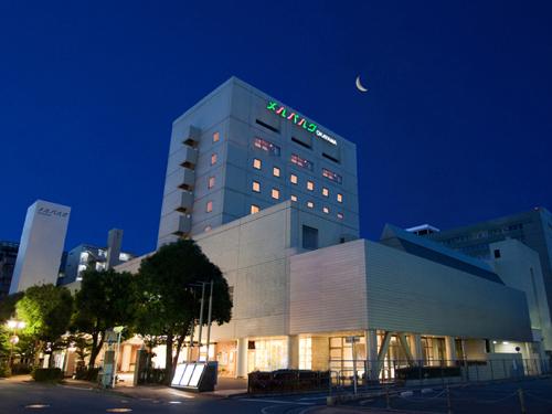 ホテル メルパルク岡山/外観