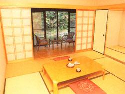 高野槙の湯温泉 槙の湯山荘/客室