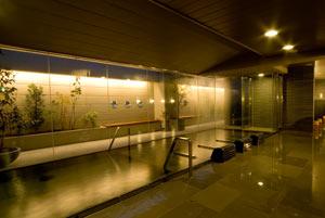 天然温泉 加賀の湧泉 ドーミーイン金沢/客室